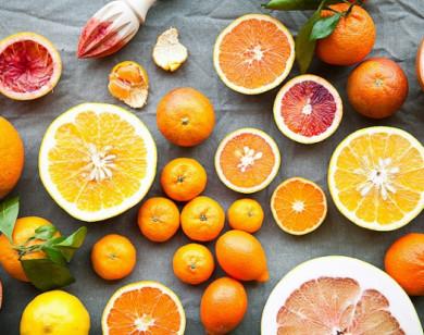 Thực phẩm thúc đẩy quá trình trao đổi chất