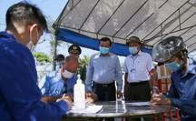 Quảng Nam - Đà Nẵng dự kiến đón hơn 10.000 người xa quê ở TP HCM, lo ăn ở miễn phí