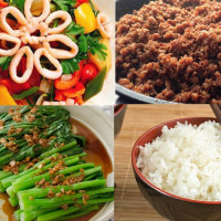 Thực đơn cơm chiều: Món ngon dễ làm