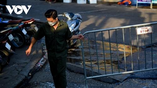Ngày 23/9, Việt Nam ghi nhận 9.472 ca mắc COVID-19 mới, 236 ca tử vong